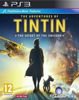 Adventures of TinTin The Secret of Unicorn