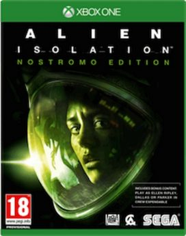Alien Isolation Resize