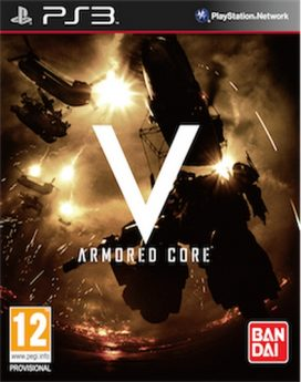 Armored Core V Resize