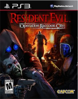 Resident Evil Operation Racoon City Resize