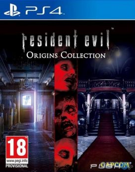 Resident Evil Origins Collection-PS4