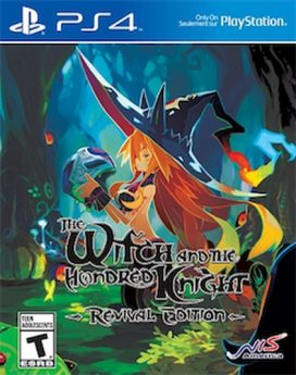 The Witch and the Hundred Knight Resize