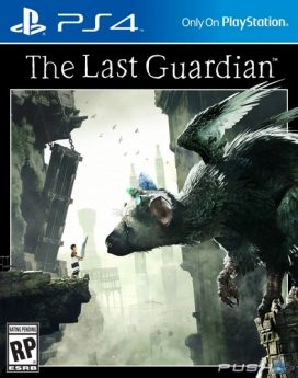 the last guardian ps 4