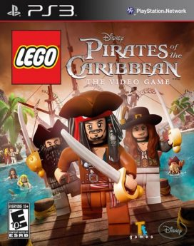 Lego Pirates of Caribbean