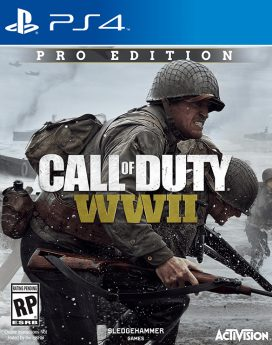 COD WWII PRO EDITION