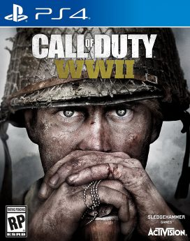 COD WWII PS4 Cover