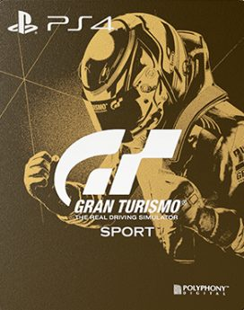 gran turismo steelbook ps4 cover remastered