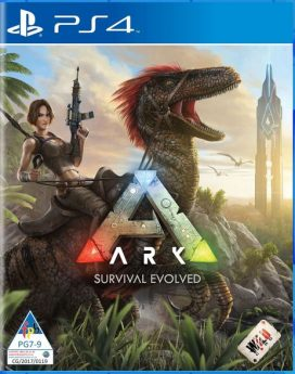 Ark Survival - PS4