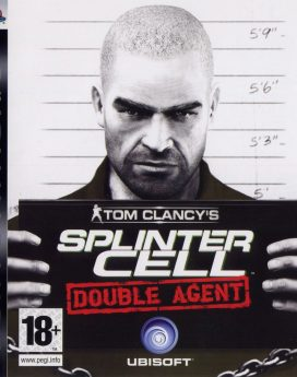 Spinter Cell Double Agent - PS3