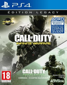 Call of Duty Legacy Edition - PS4