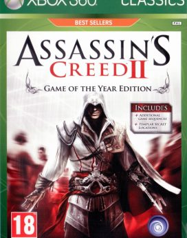 Assassins Creed 2 GOTY - X360