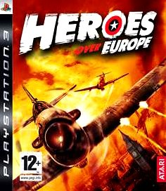 Heroes Over Europe - PS3