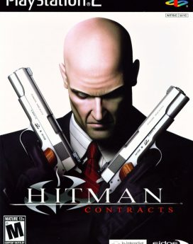 Hitman Contracts - PS2