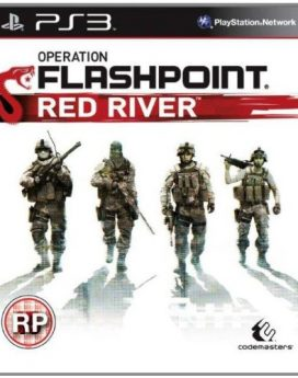 Operation Flashpoint Red River - PS3