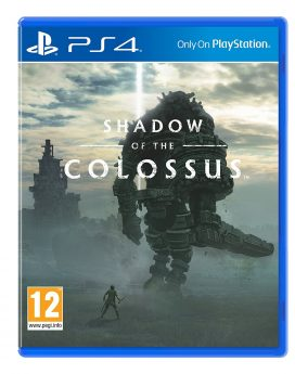 Shadow of Collossus - PS4