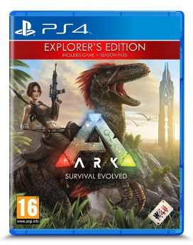 Ark Survival Explorers Edition