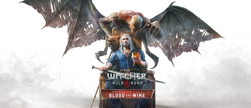 Witcher III – Blood and Wine – Napokon dostupan