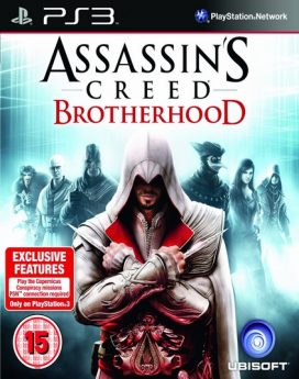 Assassins Creed- Brotherhood