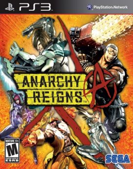 anarchy rains ps3