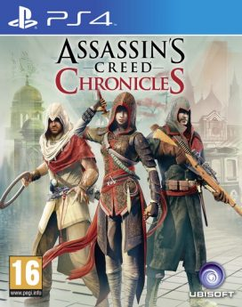 ass creed chron ps4