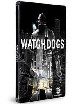 watchdogs steelbook