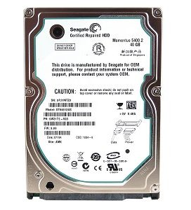 PS3 HDD 40GB