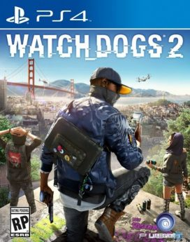 WatchDogs 2- PS4